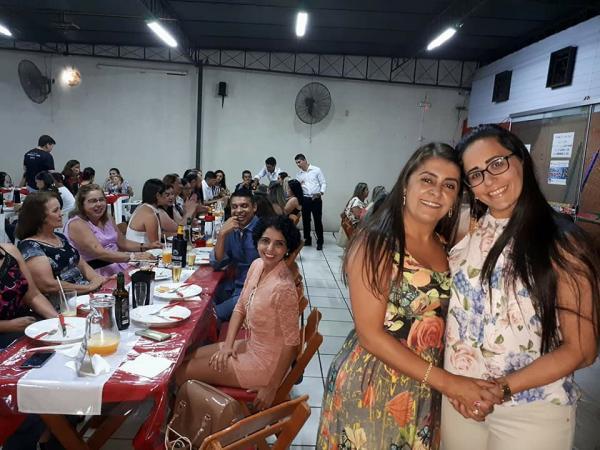 Confraternização Escola Municipal Ramiro Noronha
