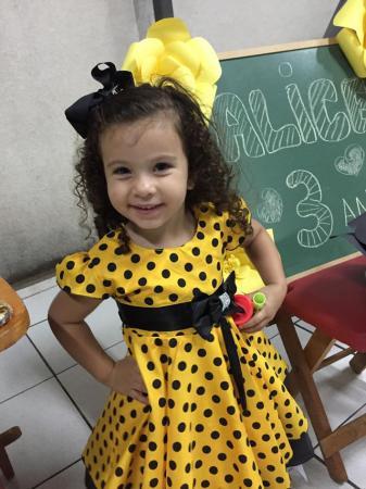 Parabéns princesa ALICE MORAES - Niver realizado na PIZZARIA AVENIDA