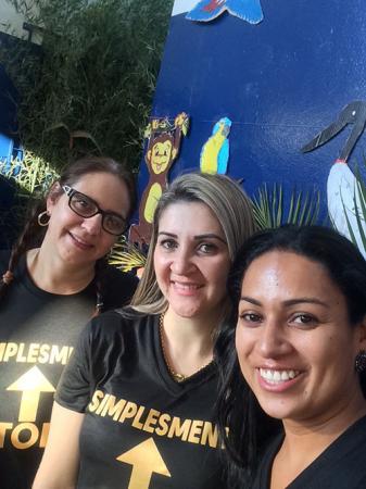 Festa Julina da Escola Municipal Orlando Mendes Gonçalves no último sábado