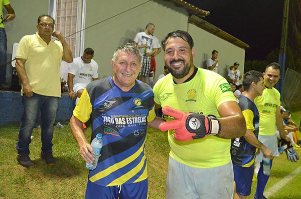 Jogo das Estrelas em segunda edição realizado no Ponta Porã Tênis Clube-4