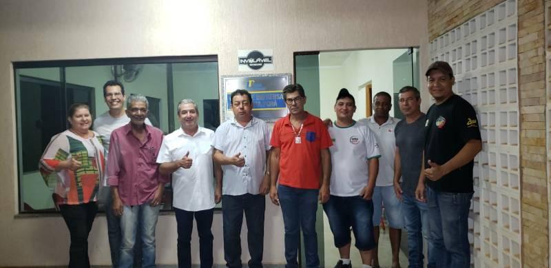 Jornalista Zadir de Souza eleito novo Presidente do Clube de Imprensa de Ponta Porã