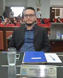Vereador Rafael Modesto