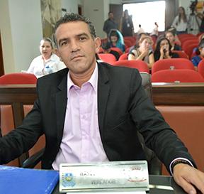 Vereador Vanderlei Avelino