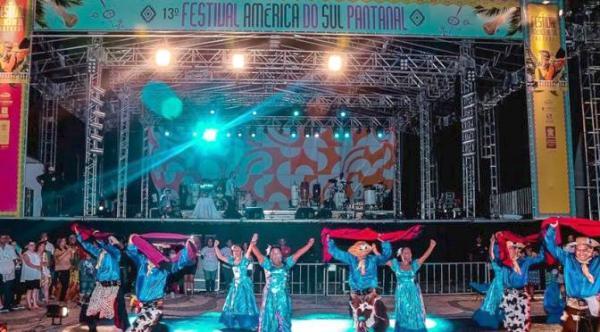 Governo define data do Festival  América do Sul Pantanal