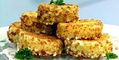 Torta de tapioca com sardinha é opção saudável para emagrecimento