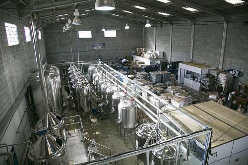 Empresa prevê faturamento mensal de R$ 500 mil no primeiro ano de atividade - Foto: Fábrica de Cerveja Artesanal - ilustração