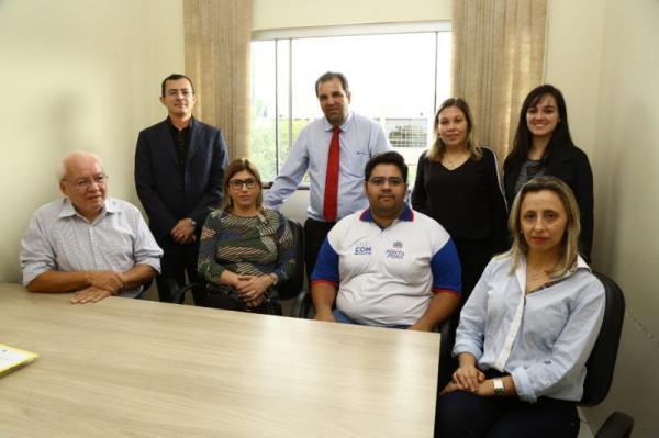 Coordenadora do Procon em Ponta Porã, Cláudia Bonatto participa da ação com equipe de Ponta Porã