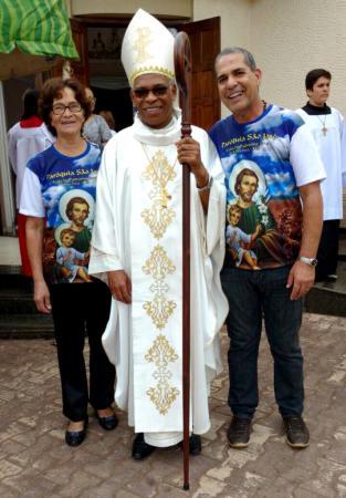 Otaviano Cardoso homenageará Bispo Dom Henrique nesta terça-feira, 12 de dezembro