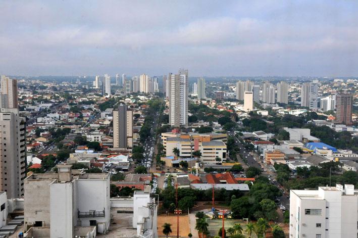 Campo Grande é uma das duas cidades onde haverá provas - Foto: Valdenir Rezende / Arquivo / Correio do Estado