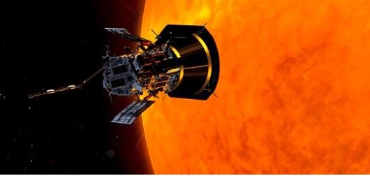 Sonda Parker Solar Probe - Foto: DIVULGAÇÃO