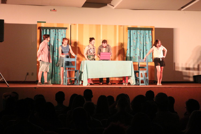 """A peça teatral """"Qual vai ser?"""", será exibida nesta terça-feira, dia 11, no Centro de Convenções de Ponta Porã, às 20 horas"""