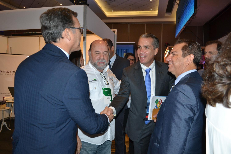 El programa de la Expo incluye importantes disertaciones a cargo de funcionarios públicos, empresarios y profesionales de ambos países