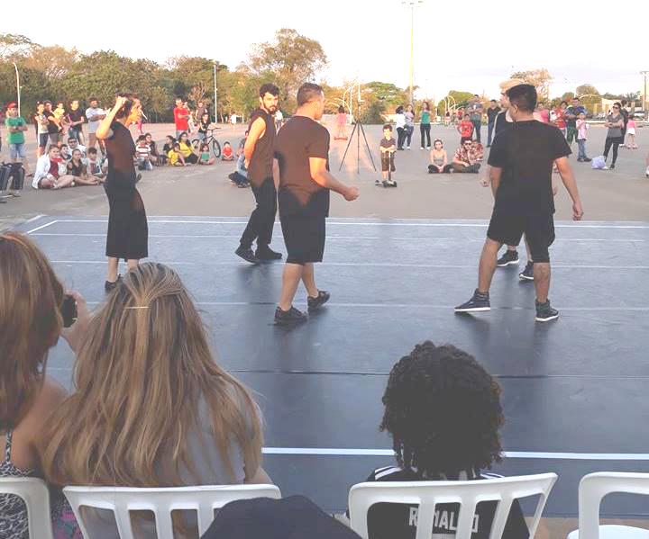 Parque dos Ervais recebeu evento cultural