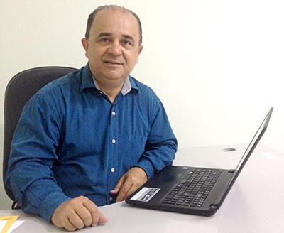 Jornalista Edilson José Alves