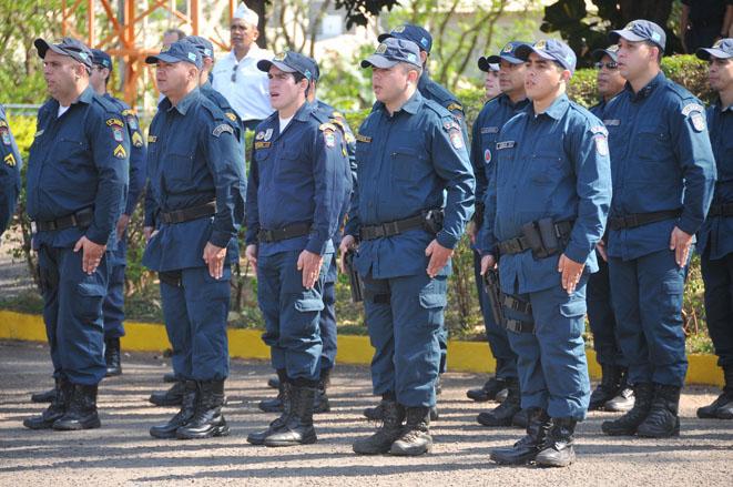Em breve, MS terá novos policiais. - Foto: Arquivo