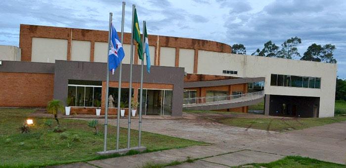 Centro de Convenções de Ponta Porã-MS.