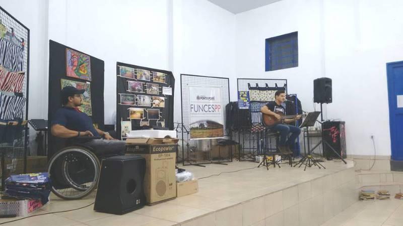 Sarau Cultural apresentou ações do Projeto Fronteiras da Cultura