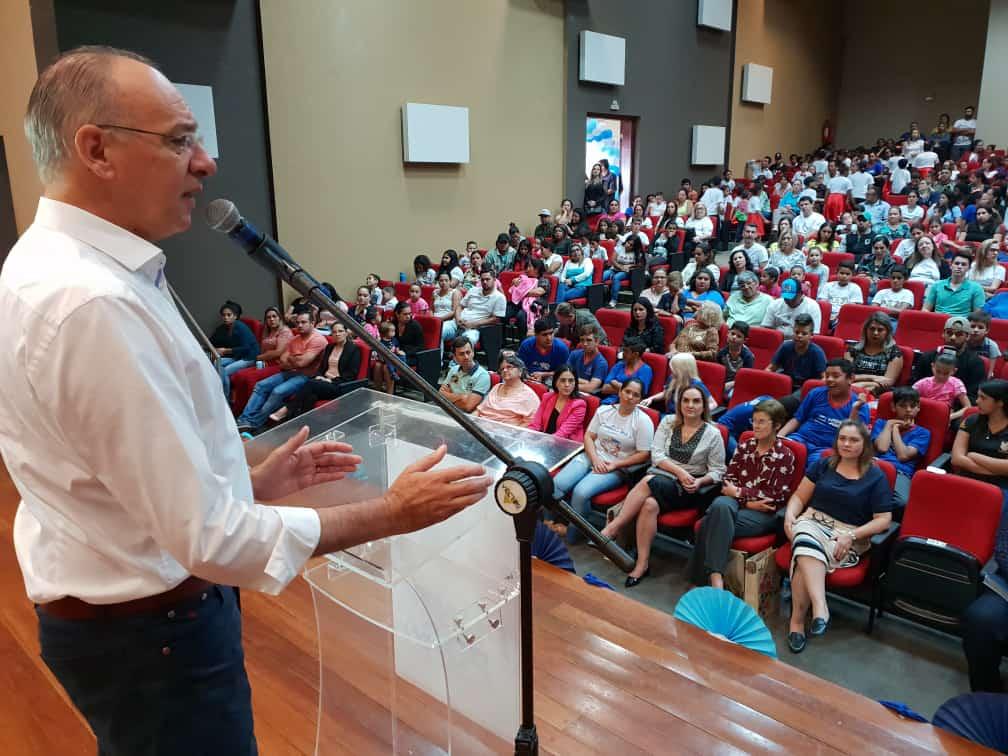 Festival Cultural marca conclusão dos trabalhos do projeto Cultura da Paz no município