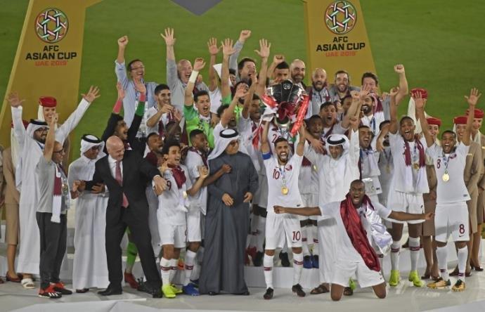 Catar surpreende de novo, vence o Japão e conquista a Copa da Ásia