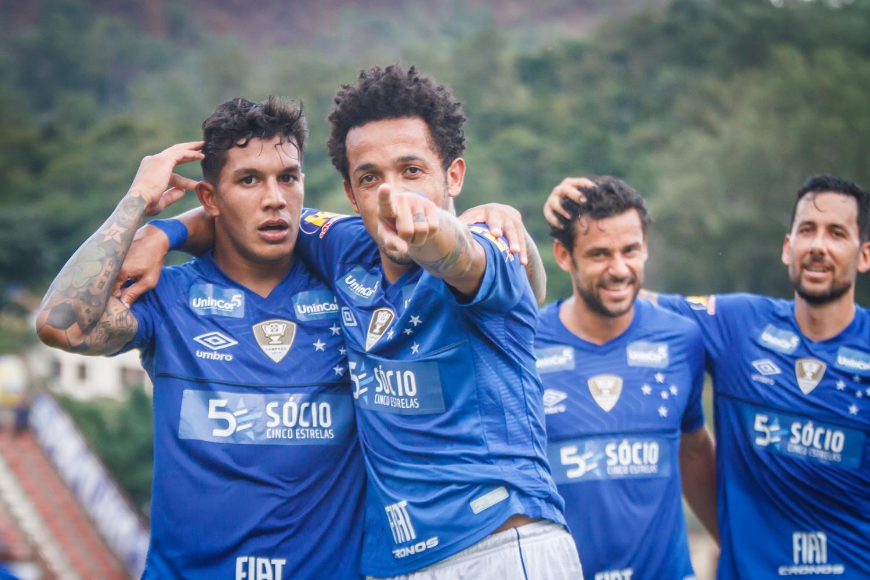 Rafinha marcou o segundo gol - Foto: Vinnicius Silva / Cruzeiro