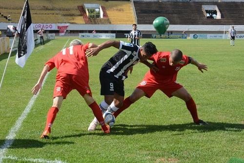 Clássico foi disputado no Morenão pela quinta rodada do Campeonato Estadual - Foto: Luiz Alberto / Correio do Estado