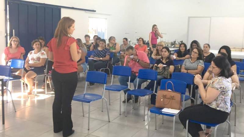 Prefeitura realiza encontro de coordenadores da REME