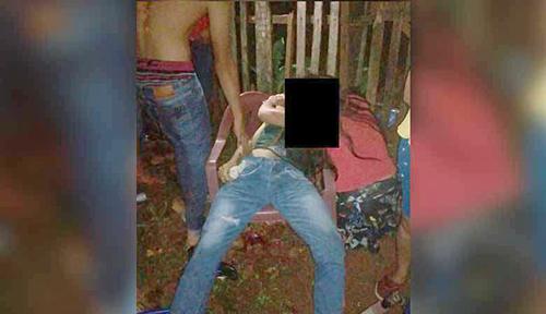 Homem é executado a tiros por pistoleiros na fronteira