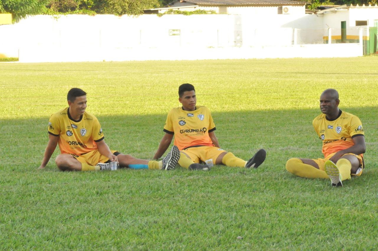 Confiante, Corumbaense enfrenta time de MT pela Copa do Brasil