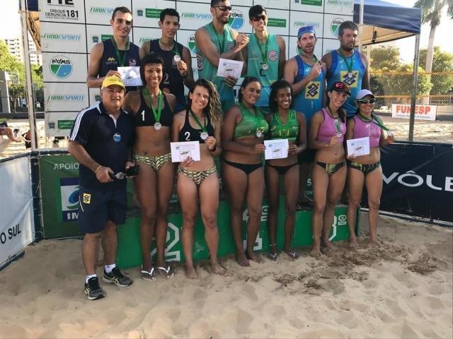 Torneio abre temporada do vôlei de praia neste mês em Três Lagoas