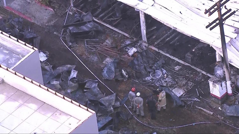 Três pessoas ficaram feridas, uma delas em estado grave, e foram levadas para o Hospital - Foto: Reprodução/G1