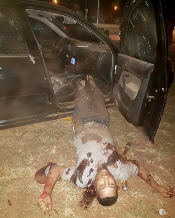 Triplo assassinato em Zanja Pyta