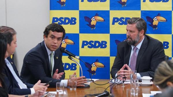 Beto Pereira é eleito primeiro vice-líder do PSDB na Câmara dos Deputados