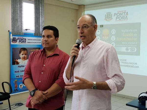 Prefeitura capacita agentes de endemias em Ponta Porã