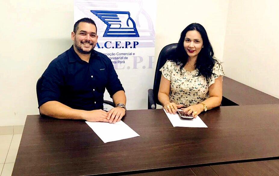 Fabricia Dias abriu as portas da ACEPP para estudantes de Medicina