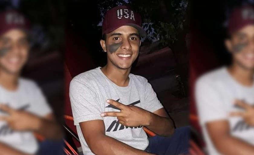 Miguel José Duarte Neto de 19 anos não resistiu aos ferimentos e morreu - Foto: Reprodução/JPNews