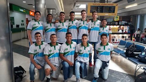 Seleção sub-19 de MS  disputa vaga na elite nacional