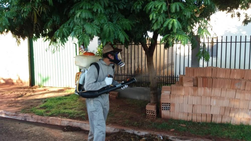 Com 5 casos confirmados e 17 notificações, Saúde intensifica combate à dengue