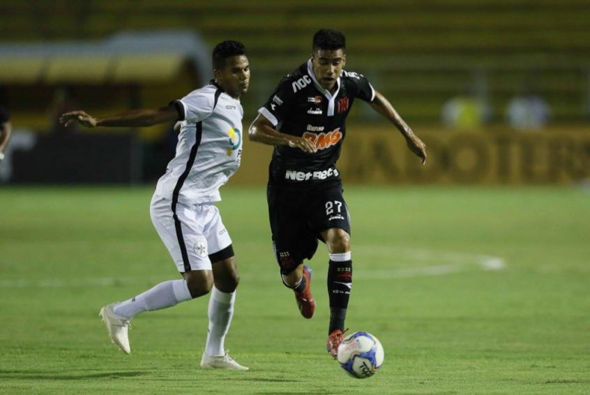Com a vitória, o Vasco chega aos 8 pontos e assume a segunda colocação do Grupo B da Taça Rio - Foto: Rafael Ribeiro/ Vasco
