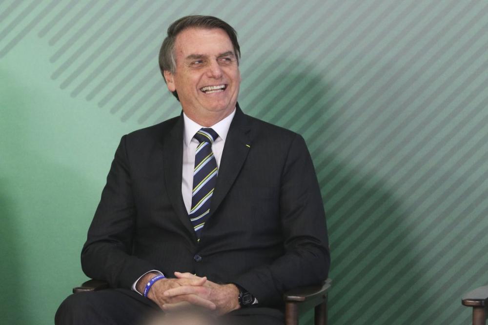 Benefício foi anunciado pelo presidente Jair Bolsonaro durante ações em comemoração aos 100 dias de governo - Foto: Valter Campanato/Agência Brasil