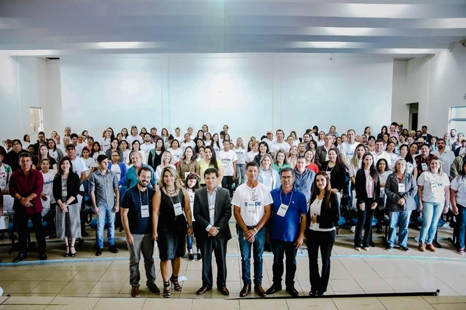 Conferência municipal de Saúde reuniu grande público em Antônio João