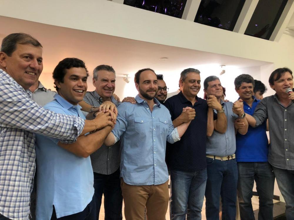 Diretório do PSDB tem como presidente João César Mattogrosso e como vice Flávio César - Foto: Yarima Mecchi