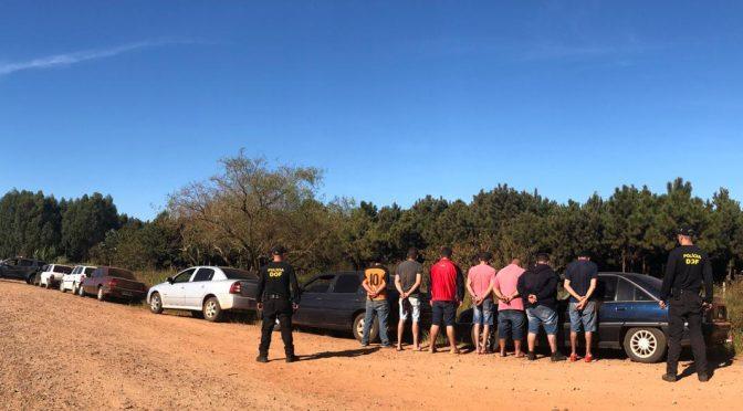 Condutores foram encaminhados para o Defron e liberados - Foto: Foto: Divulgação / DOF
