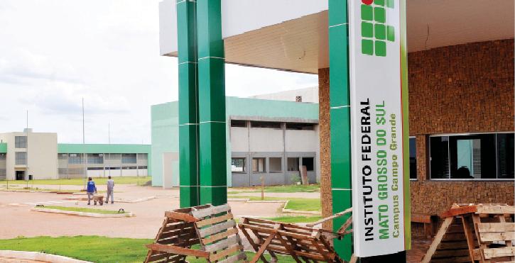 Há vagas para os Campus de Campo Grande e mais nove municípios de MS - Foto: Arquivo/Correio do Estado