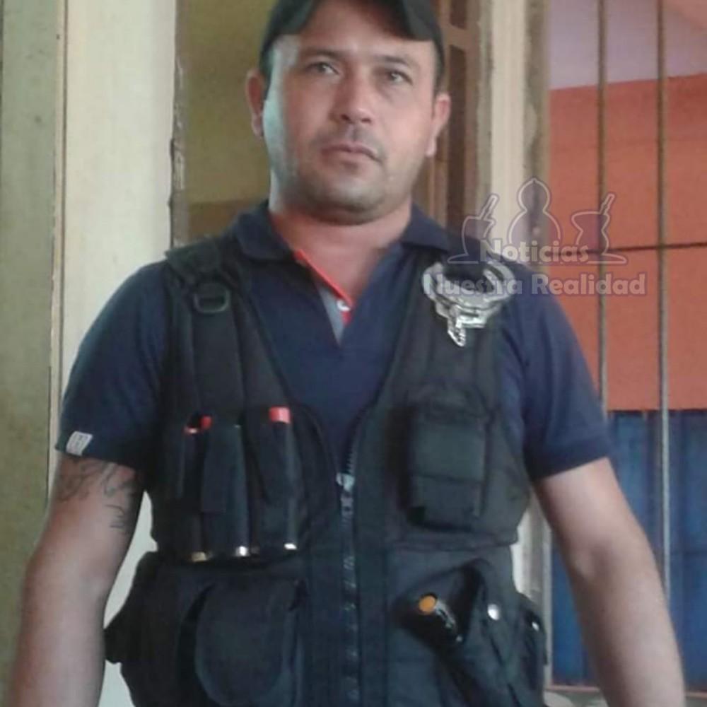 Funcionário penitenciário é executado a tiros na fronteira