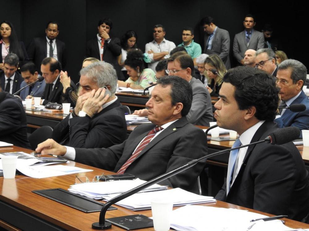Deputado Beto Pereira (PSDB)