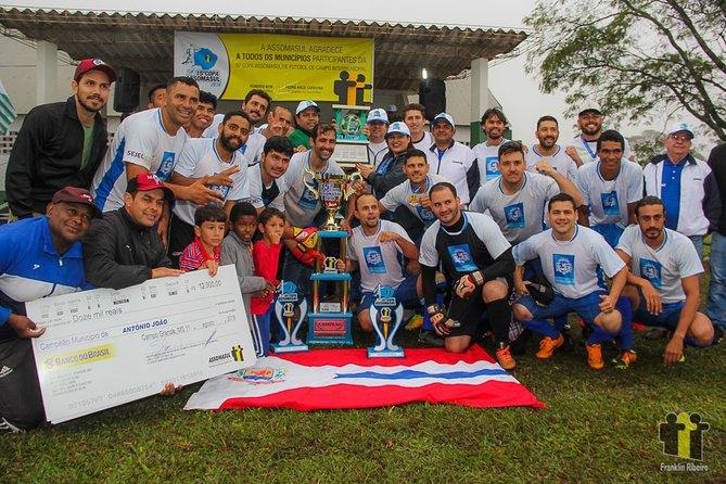 Antônio João é o campeão atual da Copa Assomasul de Futebol