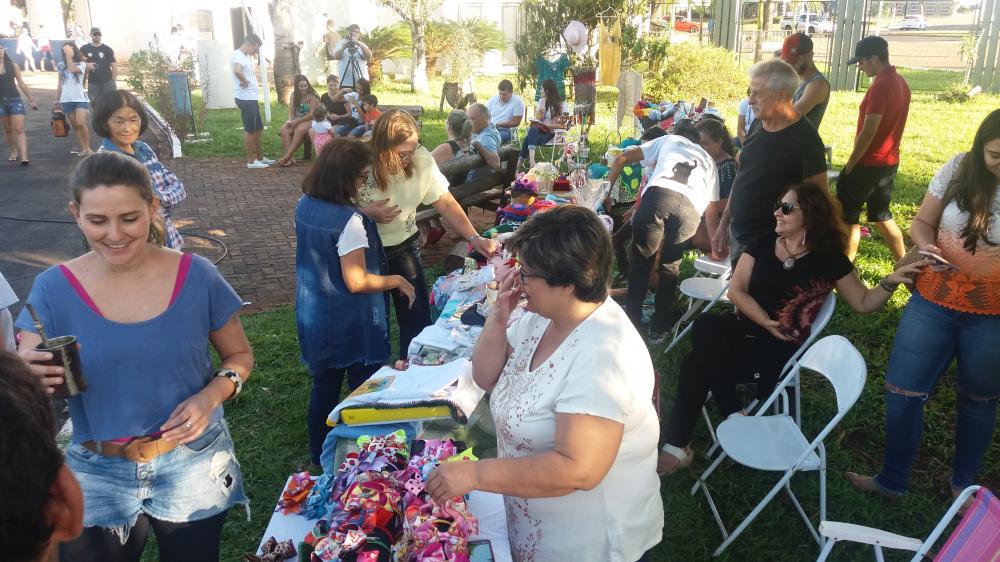Produção artesanal conta com a participação de 73 Artesãos e artesãs da fronteira