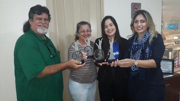 Equipe Parra Produções comemora mais um Prêmio Morena de Criação Publicitária