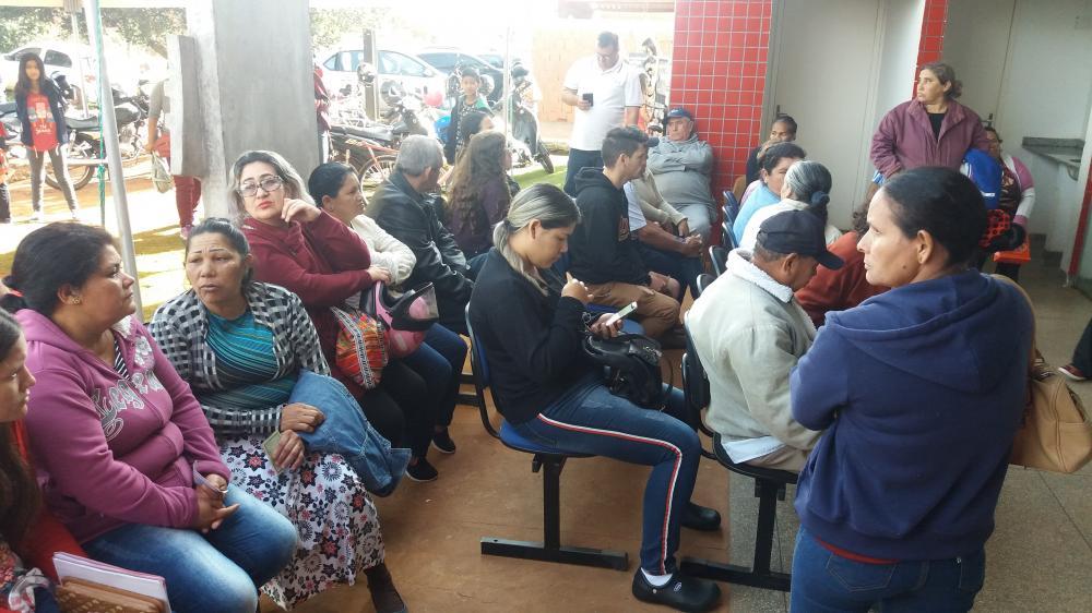 Ação realiza atendimentos, encaminha consultas e exames e desafoga fila de espera