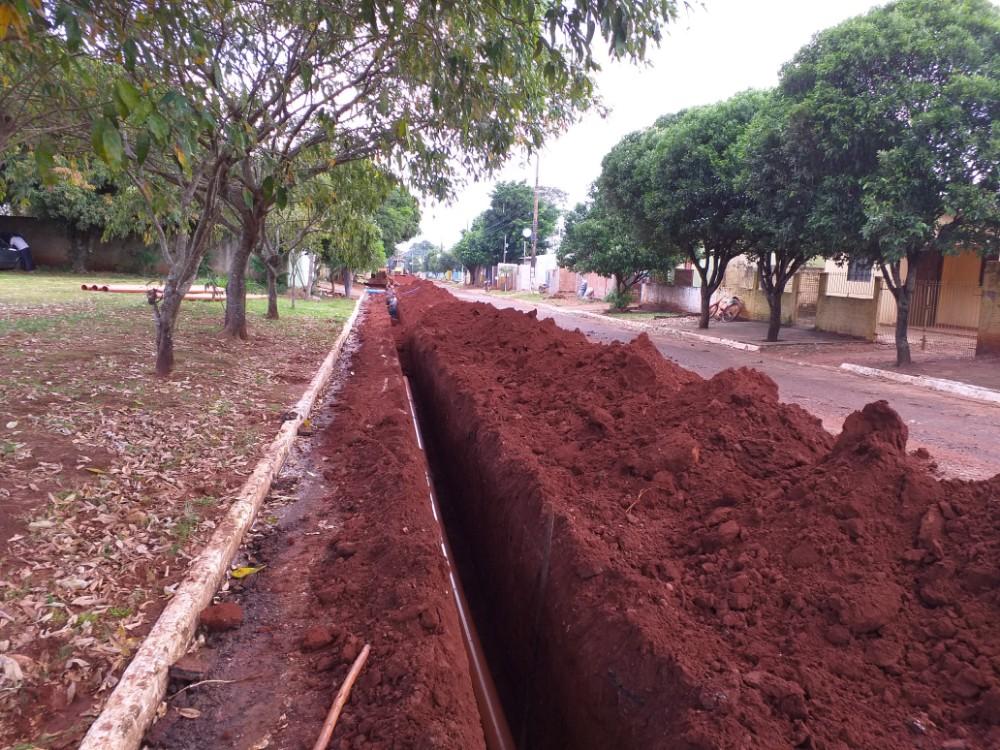 Governo do Estado investe quase R$ 9 milhões para melhorar serviço de esgoto em Bataguassu e Antonio João